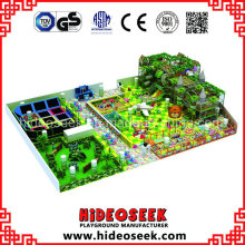 Ce Standard Indoor Soft Play Equipment Lösung für Freizeit-Center