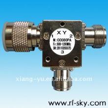 Circulateur coaxial d'isolateur de bâti de surface de la fréquence Rf 150-2 2500-2700 mégahertz