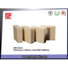 Superior Impact Resistance ABS Sheet for Wholesale