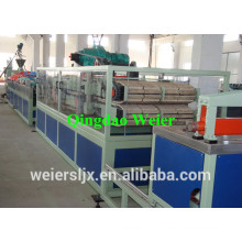full automatic complete PVC WPC door production line