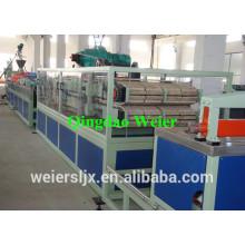 linha de produção completa automática completa da porta do PVC WPC