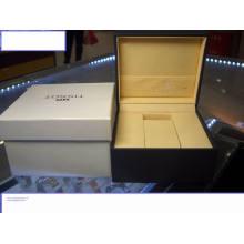 Cheap Cardboard Watch Box with Logo Silver Plating