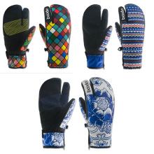 Winter Warm wasserdicht Adult Ski Handschuhe Snowbord Handschuhe