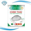 D-Trans Allethrin Hot Sale Fibre végétale Bobine anti-moustique Dimefluthrine Chine Meilleur serpent moustique