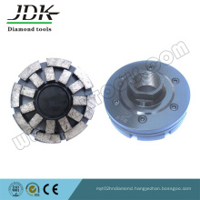 Diamond Satellite Calibrating Wheels for Grinding Granite Slab