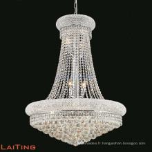 Cheap wholesale large crystal chandelier lighting pendant lamp fixtures 71006