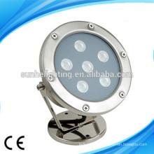 IP68 RGB High Power LED Licht Unterwasser 18W Runde Unterwasserbeleuchtung LED POOL Lichter