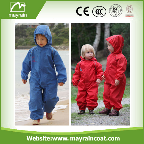 Fashion Printed Rainsuit
