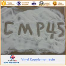 Uso de la resina del copolímero de vinilo MP45 para la tinta del huecograbado