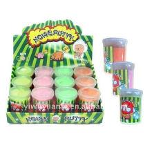 Novedad Funny Diy Bouncing juguete Putty, pasta de juego