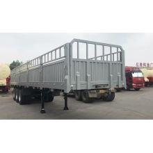 Side Fence 45-60 Tons Carrier نصف مقطورة