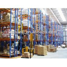 Racks de armazenamento vertical Van & folheado