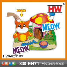 2015 New design with IC clay models for kids
