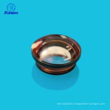 Optical spherical triplet lens