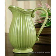 Beautiful Ceramic Pitcher (TM121701)