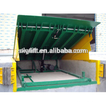 hydraulic loading dock leveler/skylift