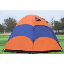 Venda quente à prova d 'água 2 camadas 5-8 pessoa barraca de luxo acampamento ao ar livre