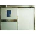 Automatic airtight hospital door
