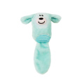 Wholesale Cute Animal Shape Pet Squeaky Chew Proof Cute Dog Interactive Toy