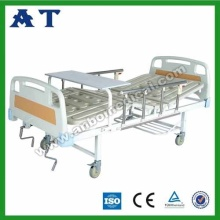 ABS triple-folding medical sickbed