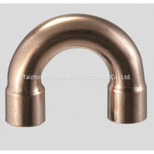 U Bend Copper Fitting for Refrigeration