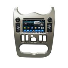 Kaier Octa Core 6.0 / 7.1 Auto GPS Navigationssystem für Renault Logan / Sandero / Duster 2016 2017 mit MP3 BT Radio Musik