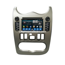Kaier Octa core 6.0 / 7.1 Auto sistema de navegación GPS para Renault Logan / Sandero / Duster 2016 2017 con MP3 BT Radio Music