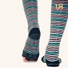 Long Yoga Sock with Open Toe