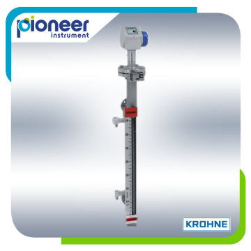 Medidor de nivel Krohne BM26 OPTIWAVE 7300 OPTIFLEX 1300
