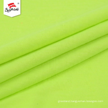 Plain Color Polyester Cotton Composition Fabric Knitting