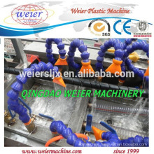 single screw extruder machine for PE PP spiral wrapping tube