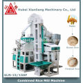 Inde pas cher mini maison usine de moulin à riz