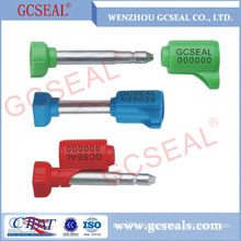 Hot China Products Wholesale metal container bolt seals GC-B004