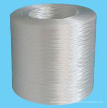 pultrusão enrolamento filamento fibra de vidro usado roving 2400 tex alta qualidade