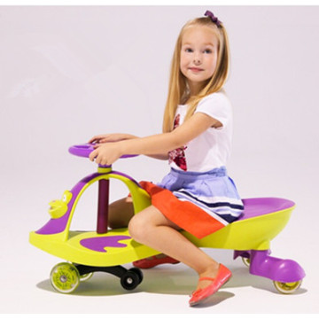 Kids Magic Indoor Entertaining Twist Car con música