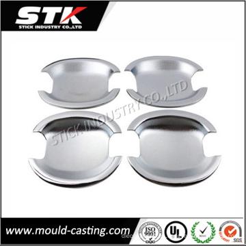 Manija de la puerta del coche de fundición a presión de aleación de zinc (STK-ZDO0003)