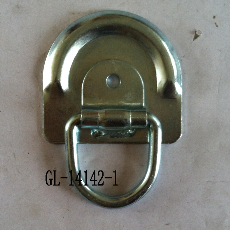 Recessed Trailer Tie Down Rings/Recessed D-Rings