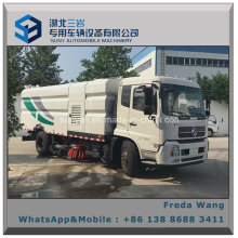 Dongfeng Kingrun 10cbm Road Cleaning Truck 12cbm Road Sweeper Truck