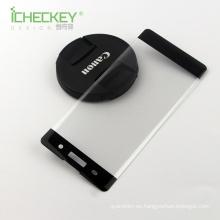 Cristal templado de cobertura total 3D para Sony Xperia XA