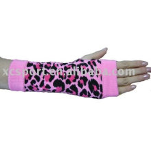 half sleeve glove