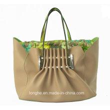 New Arrival Fashion Design PU Lady Handbag (ZXE1184)
