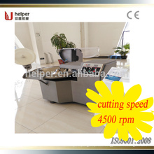 Maquinaria auxiliar usada picadora cortadora de cucharas Chopper