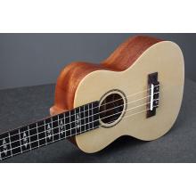 Venda grossista de ukulele de folheado de abeto