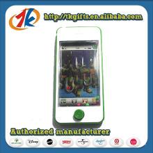 Mini Intelligent Phone Shape Plastic Pinball Game Toys