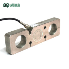 Sensor de tensión tipo anillo de placa para polipasto de construcción