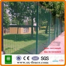 358 haute sécurité anti grimper clôture