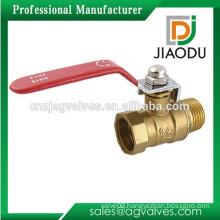 "Male to Female M/F Thread 1/2"" Full Port Brass Water Ball Valve"