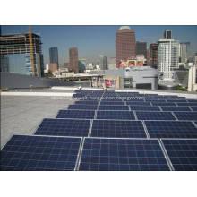 Moldura de Painel Solar de alumínio anodização 6063-T5