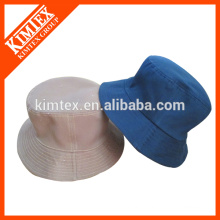 Wholesale blank polyester adult fashion bucket hat