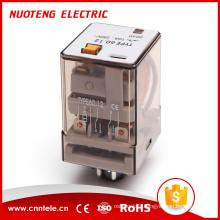 Relais électromagnétique de capacité de fonctionnement de contact 60.12 2Z 10A, mini relais 28V